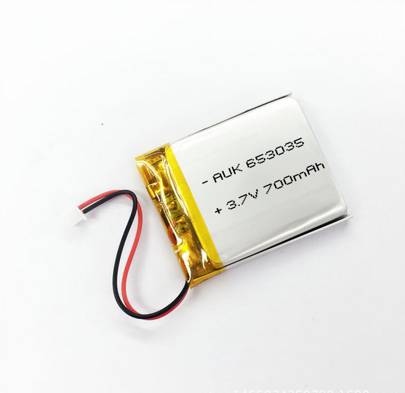 Newest design high quality lipo battery 3.7v 700mah