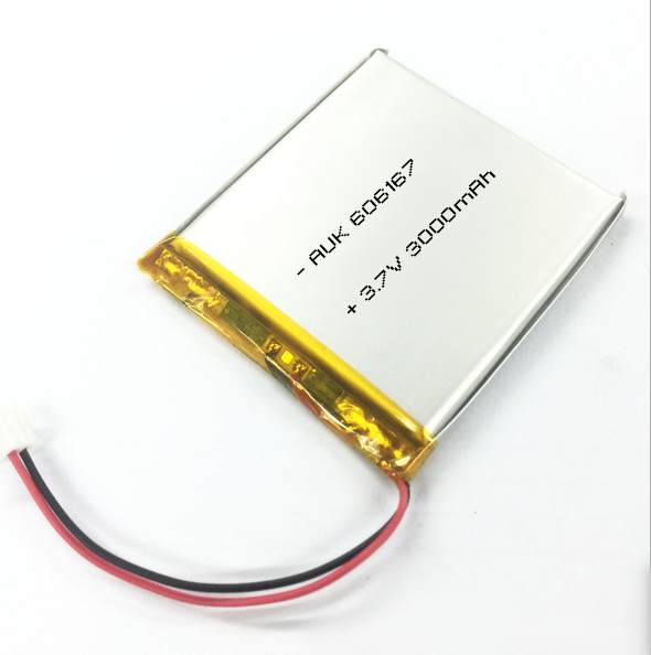 Rechargeable lithium polymer battery 3.7v 3000mah Lipo Battery for Digital Products