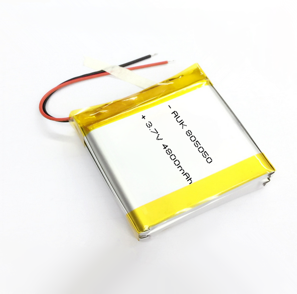 Factory customized Made 3.7v 4500mah lipo battery / Lithium Polymer Battery 3.7v