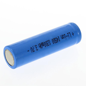 14500 3.7V 1200mAh ICR Li-ion-Lithium-Rechargeable-Battery-Flashlight