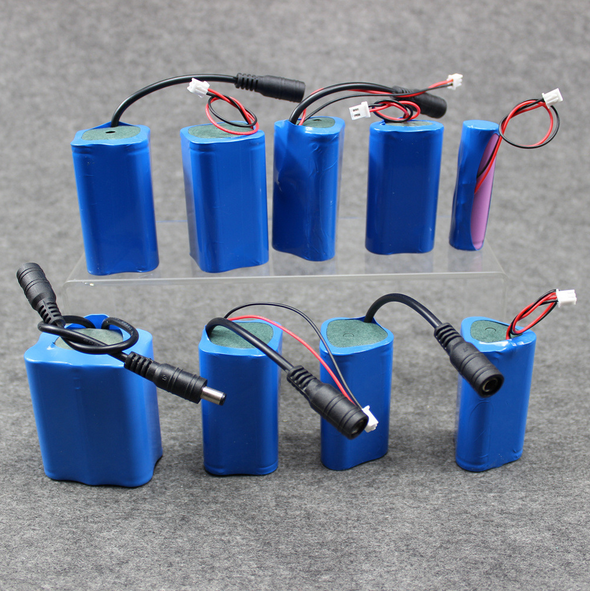 Customized Size Lithium battery Pack